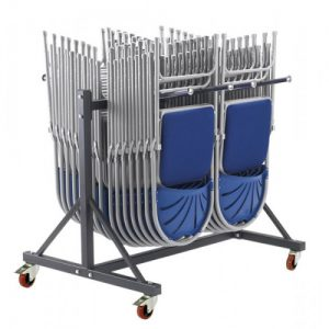 HANGING CHAIR TROLLEY LOW